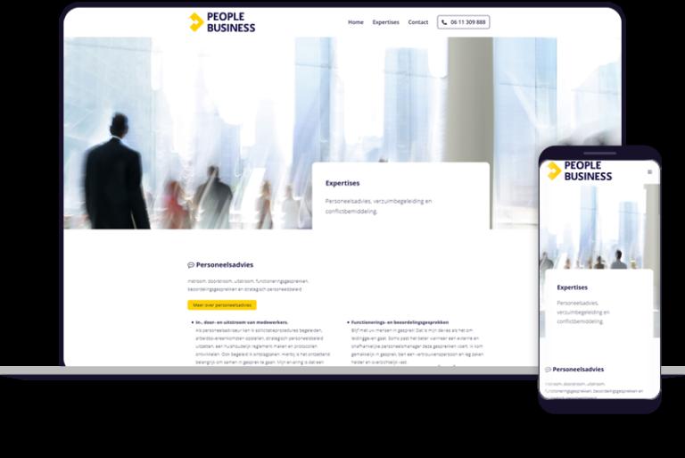 portfolio people business door hellodot