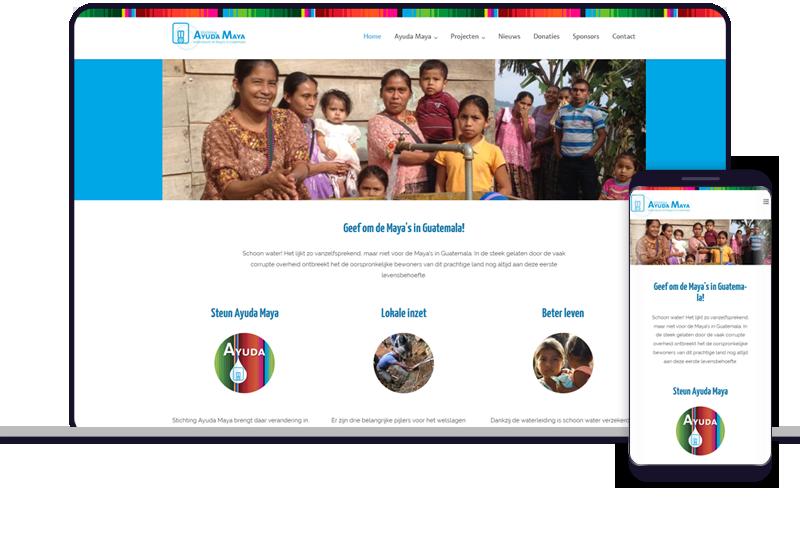 stichting ayuda maya door hellodot
